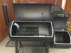 Okalahoma joe longhorn highland offset smoker gasket bbq lid latch seal Old Country Pecos lavalock nomex rtv toggle