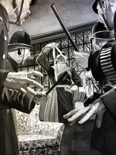 The Invisible Man - art by Alex Ross