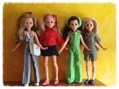 Vintage Italian, Doll Furniture, Cute Animals, Summer Dresses, Dolls, Pattern, Collection, Euro, Fashion