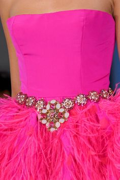 Oscar de la Renta at New York Spring 2013 (Details)