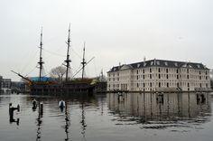 https://flic.kr/p/B1zaum | 20150209Amsterdam - Scheepvaartmuseum 1