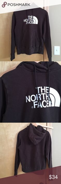 North face small brown hoodie North face small brown hoodie - barely worn.(20% 3+ items!) North Face Tops Sweatshirts & Hoodies