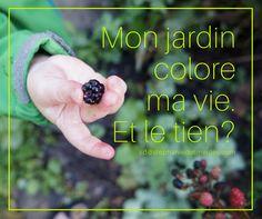 Quelle couleur est votre jardin? Montrez-nous!
