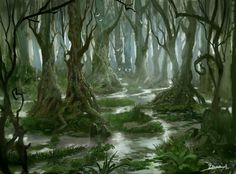 Name:  swamp_LinoDriegheArt.jpg Views: 3518 Size:  423.3 KB