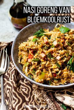 Vegetable Recipes, Vegetarian Recipes, Chicken Recipes, Healthy Recipes, Nasi Goreng, Indonesian Food, High Tea, Quick Meals, Food Porn