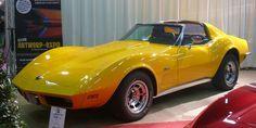 Chevrolet Corvette Stingray Targa C3 1973