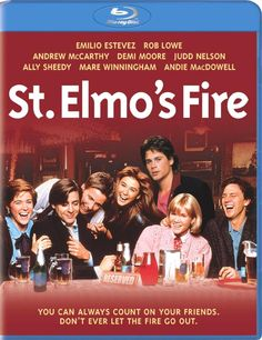 St. Elmo's Fire Movie | section of st elmo s fire go to trailer of st elmo s fire