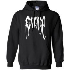 OLIPHEE Boys Graphic Print Pullover Cool Revenge Sweatshirts Inspired Xxxtentacion
