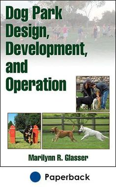 This professional guide presents best practices for park and recreation professionals and others interested in creating a community dog park. From concept to completion, you'll get step-by-step instructions on creating a great off-leash facility. It also discusses related topics such as location considerations, community benefits, design options, maintenance concerns, amenities, suggested rules, and program opportunities.