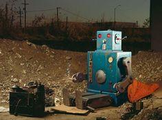 Nobotty – Les robots sans abris de David Emmite