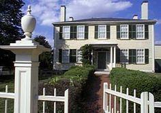 Aboard the Underground Railroad--Jackson Homestead, Newton, MA