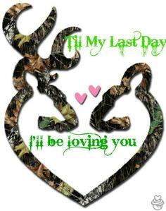 Till my last day