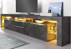 roomed lowboard breite 220 cm lowboard grau tv schrank fernseher wohn design