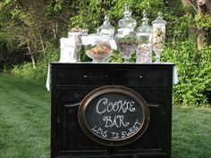 Wedding Favor Cookie Bar   Mini Cookies for 100 by miniMEbakery, $175.00
