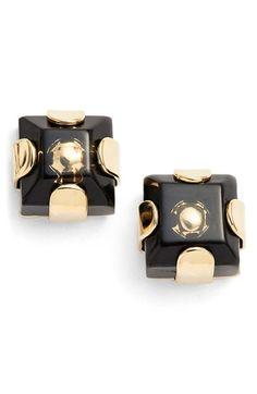 MARC BY MARC JACOBS 'Kandi' Square Stud Earrings | Nordstrom