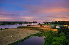 Blick über die #Elbe bei #Arneburg  #nacht #night #nightphotography #longexposure #amazing_longexpo #nightsky #langzeitbelichtung #lichter #sonyalpha #follow #like #photooftheday #altmark #soschönistdeutschland