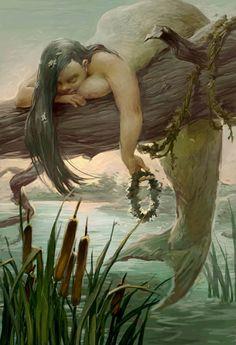 ~Mermaid~ by elvira makeenko