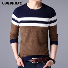 Christmas Sweater Men Clothes 2020 Autumn Winter Casual O-Neck Cashmere Wool Pullover Men Thick Warm Mens Sweaters Mens Fashion Sweaters, Mens Fashion Suits, Men Sweater, Womens Fashion, Kids Dress Collection, Clothes 2018, Men Clothes, Preppy Men, Dapper Men