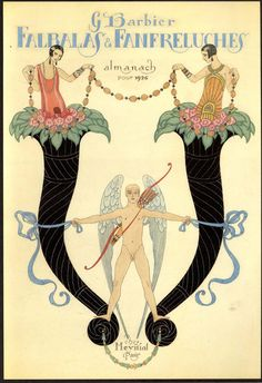 French illustrator Georges Barbier
