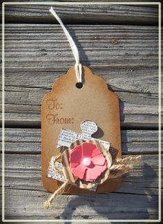 Shoregirl's Creations: Puzzle Piece Tags