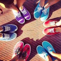 best friends best sneakers