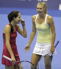 Ana Ivanovic & Maria Sharapova