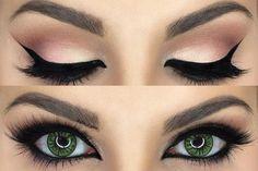 Curso de maquiagem para olhos