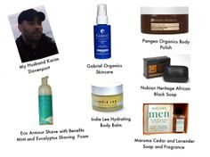 Sustainable Personal Care Picks for Men (from my husband to yours) » by @Karim Orange |  Organic Spa Magazine Blog