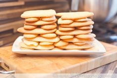 Grunderezept: Biskuitteig für Löffelbiskuits und Tortenböden | lecker macht laune