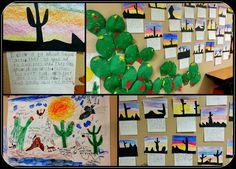 Neat cactus! The Hands-On Teacher
