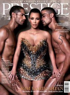 Celebrity Twitpics! Kim Kardashian