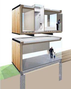 Eldridge Smerin do construction detailing using cross-laminated timber structural panels