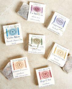 Chakra Tea. #earthboundtrading #chakra #tea #healthy #relax #meditate