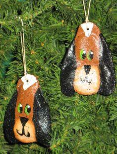 Tennessee Volunteers Chevron Christmas Ornaments 3 3 Set of