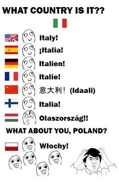 Got Memes, Dankest Memes, Funny Relatable Memes, Wtf Funny, Polish Memes, Polish Language, Dumb People, Funny Comics, Funny Moments