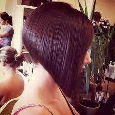Dramatic Long Aline Haircut
