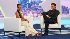 Harry Chats With Gotham's Jada Pinkett Smith