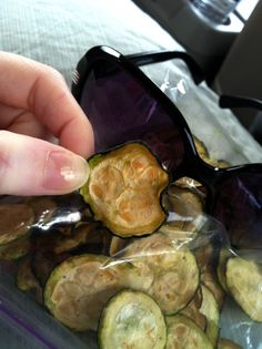 Zucchini Chips!! YUM! gluten free, vegan, body ecology diet  glutenfreehappytummy