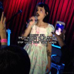 Pacify Her - Melanie Martinez