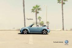 Volkswagen New Beetle Cabriolet: Topless
