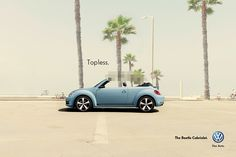 VW topless
