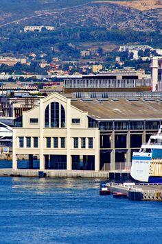 https://flic.kr/p/w6bjo8 | Marseille 2014 - 191 le Port de La Joliette