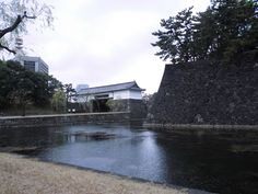 旧江戸城 外桜田門 2015.01.06