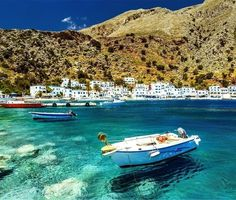 The largest of the Greek Islands, Crete has everything in abundance, from history to natural splendour.