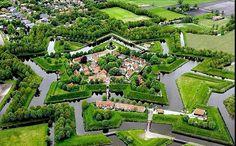 Bourtange fort (Netherlands)