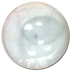 24'' Clear Beach Balls to look like bubbles on the pool $3.25