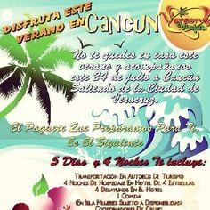 5 días y 4 noches en #Cancún saliendo desde #Veracruz http://www.turismoenveracruz.mx/2012/07/5-dias-y-4-noches-en-cancun-saliendo-de-veracruz/