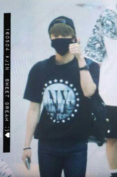 BTS @ 150604 Incheon Airport on the way to Malaysia for TRB Concert