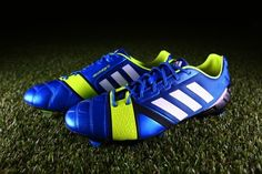 Adidas launches revolutionary Nitrocharge soccer cleat