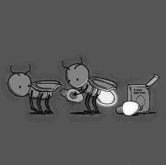 Dame luz